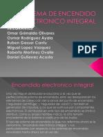 Sistema de Encendido Electronico Integral