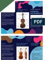 stringed instruments handout
