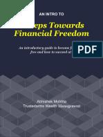 Financial Freedom eBook by Trustedarms