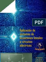 Aplicación de sistemas de ecuaciones lineales a circuitos.pptx