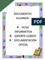 Portadas Documentos Alumnos