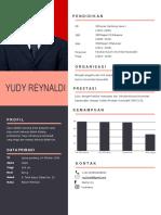 CV YUDY