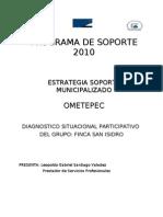 San Isidro -  Diagnóstico V 1.1