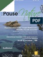 Pause nature  du 21 octobre 2010