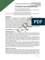 PROJECT MANAGEMENT USING PRIMAVERA P68.2