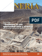 Mineria Edicion Agosto