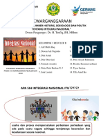 3b Sumber Historis, Sosiologi Dan Politik Integrasi Nasional