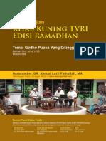 Kitab edisi ramadan