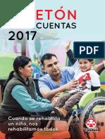 Rendición de Cuentas Digital 2017