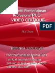 3. Power Point Video Kritik