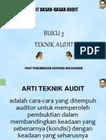 SLIDE DDA BUKU 3 TEKNIK AUDIT.ppt