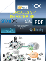 Troncales SIP