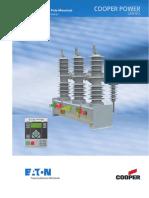 1. Catalog NOVAs Outdoor Pole Mounted Vacuum Circuit Breaker