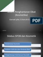 1-3 SPOB TeKos Kulit (Skin Care Product)
