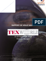 Texworld 2010 Paris Watch Report