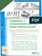 AMANCO_Tubería y Conexiones de PVC Par Edific.