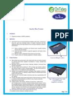 Inertia Base Frame