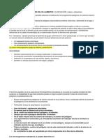 MICROORGANISMOS MARCADORES EN LOS ALIMENTOS  CLASIFICACIÓN.docx