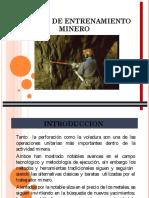 entrenamientominero-minero