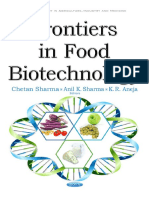 Chetan Sharma, Anil K. Sharma, K. R. Aneja-Frontiers in Food Biotechnology (2016)