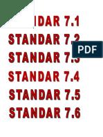 Label Standar