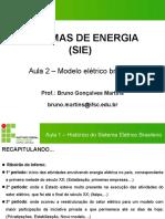 AULA 2 - SIE - MODELO ELÉTRICO BRASILEIRO.pdf