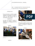 Informe Jornada Cientifica - Probabilidad y Estadistica 2018-1