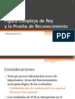 4. FCR - Interpretación(1)
