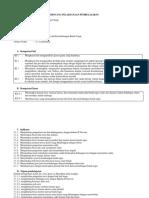 RPP FISIKA 3.1 Dinamika Rotasi Dan Keseimbangan Benda Tegar