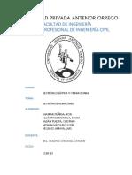 Informe Gestion de Almacenes