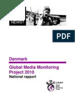 Who Makes the News - Denmark