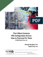 Buckbee (2008) - The 6 most common PID errors.pdf