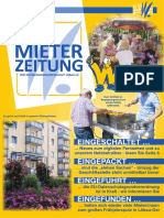 Mieterzeitung WG Löbau 2018/1