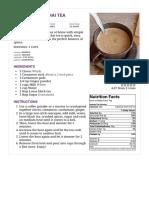 How to Make Chai Tea - CakeWhiz.pdf