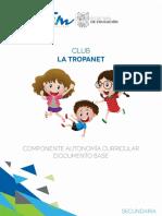 Club Tropanet Documento Base
