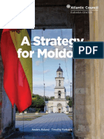 A Strategy for Moldova, Atlantic Council report
