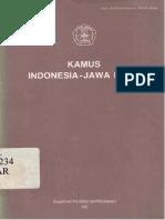 Kamus Indonesia - Jawa Kuno - 183h