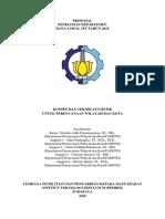 Proposal Buku Ajar Statistik Perencanaan