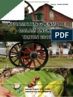Kecamatan Glenmore Dalam Angka 2016