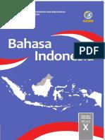 Buku Siswa Bahasa Indonesia Kelas X Kur13 2017