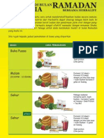 Buka Puasa Diet Guide