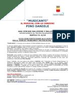 Com Stampa_Musicanti_Audizioni Napoli 170918