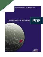 Venezuela achieves the Millennium Development Goals