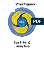 grade 2 learning focus unit 2 2018-2019   2