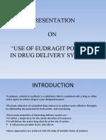 Eudragit Presentation