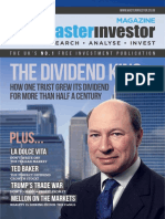 The dividend king - How one trust grew its dividend for more than half a century