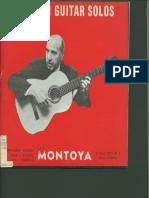 Carlos Montoya Liner notes