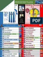 Premier League week 5 180915 Huddersfield - Crystal Palace 0-1