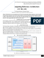 IBM Cloud Computing Reference Architecture (CC RA 2.0)