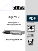 TechniSat DigiPal 2 manual